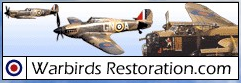 Warbirds Restoration